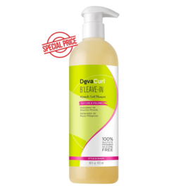 Devacurl B'Leave-in Miracle Curl Plumper Family Size 473ml