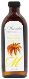 Mamado 100% Pure West Indian Castor Oil 150ml.