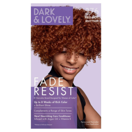 Dark & Lovely Fade Resist Red Hot Rhythm Rich Conditioning Color 376