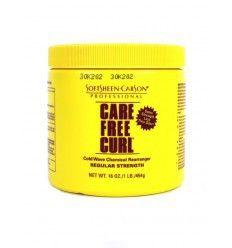 Step 1 - Care Free Curl Cold Wave Chemical Rearranger Regular 16oz