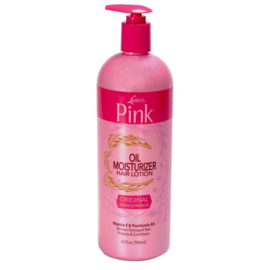 Pink Oil Moisturizer Lotion Hair Lotion 946ml