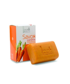 Fair & White Original Carrot Exfoliating Soap 200g
