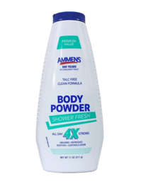 Ammens Body Powder Shower Fresh