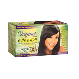 Africa's Best Organics Olive Oil Conditioning Relaxer System - REGULAR