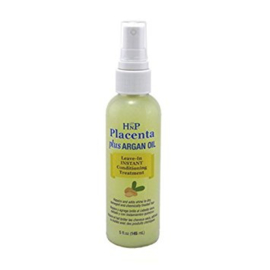 Hask Placenta Plus argan Oil Leave-In Treatment 235 ml