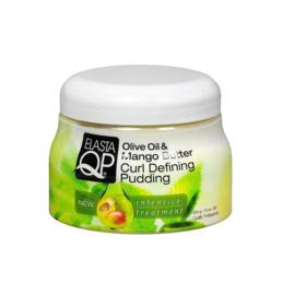 Elasta QP Olive & Mango Butter Curl Defining Pudding
