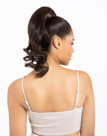 THE FEME COLLECTION SYN PONYTAIL SPIN