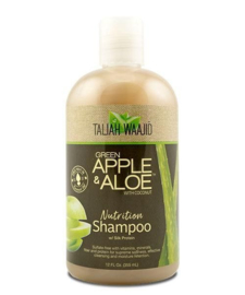 Taliah Waajid Green Apple And Aloe Nutrition Shampoo 355 ml