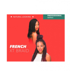 Probel French Braid Pre-Stretched Hair 26″