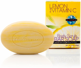 Clear Essence Lemon Scrub Soap 5oz.