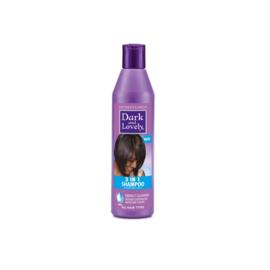 Dark & Lovely 3 In 1 Shampoo 250 Ml