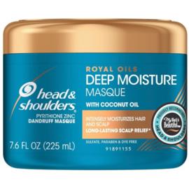 Heads & Shoulders Royal OIls Deep Moisture Masque 7.6oz / 225ml