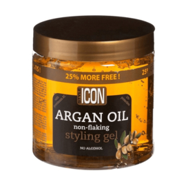 Style Icon Argan Oil Styling Gel 525ml