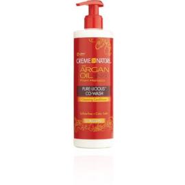 Creme of Nature Argan Oil Pure-Licious Co Wash 355 ml