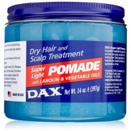 Dax Pomade Super Light Dry Hair And Scalp Treatment 397 Gr