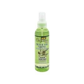 Africa's Best Olive Oil Shine Extra Virgin Hair Polish Spray 6 oz