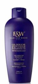 Fair & White Exclusive Whitenizer Brightening Shower Gel 1000 ml