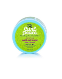 Just For Me Curl Peace Defining Curl & Coil Cream 340gr