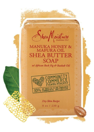 Shea Moisture Manuka Honey & Mafura Oil Shea Butter Soap 230 g
