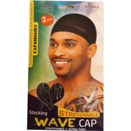 Murray Stocking Stretchable Wave Cap