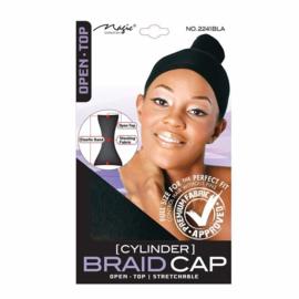 MAGIC Cylinder Braid Cap Black