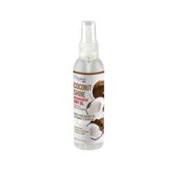 Africa's Best Coconut Shine Regenerative Dry Oil 6 oz