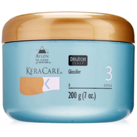 KeraCare Dry & Itchy Scalp Glossifier 200g