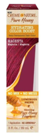 Creme Of Nature Pure Honey Color Boost- Magenta 89ml