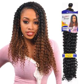 """Freetress Crochet Braid Water Weave 22"""" inch"""