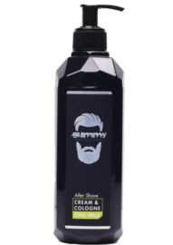 Gummy After Shave Cream Cologne One Mile 400ml