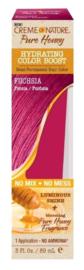 Creme Of Nature Pure Honey Color Boost- Fuchsia 89ml