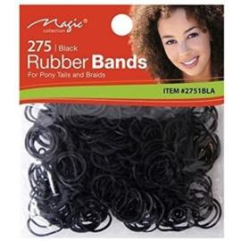 Magic Black Rubber Bands 275
