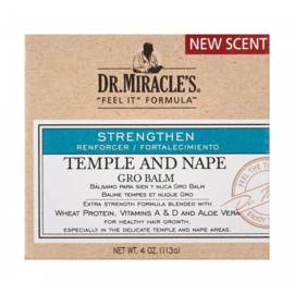 Dr. Miracle's Temple And Nape Gro Balm Super 113 Gr