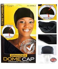 Magic Spandex Dome Cap Flexible