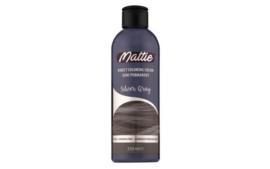 Mattie Semi Permanent Hair Color - Silver 210ml