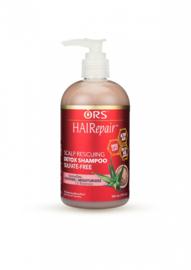 ORS HAIRepair Scalp Rescuing Detox SF Shampoo 13oz.