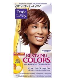 Dark & Lovely Reviving Colors Spiced Auburn 393