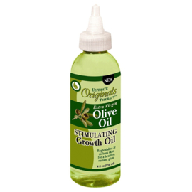Ultimate Organic Therapy Olive Oil Stimulating Growth Oil 118 Ml