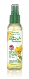 Jamaican Mango & Lime Pure Naturals With Smooth Moisture Shea Oil Styling Serum 118 ml