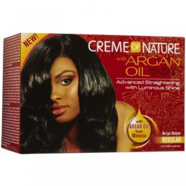 Creme Of Nature Argan Oil Relaxer Regular
