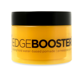 Style Factor Edge Booster Strong Hold Water Based Pomade Pineapple 3.38 oz