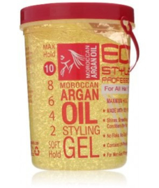 Eco Styler Styling Gel Argan Oil 2.36 Liter