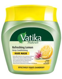 Dabur Vatika Hair Mask Refreshing Lemon 500gr.