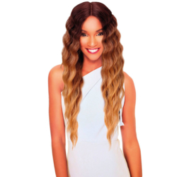 Spotlight 101 Synthetic Lace Parting Wig - Donna
