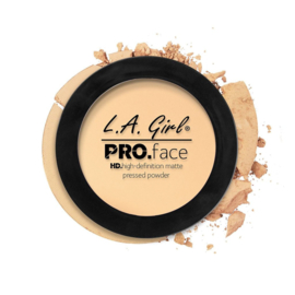 LA Girl HD Pro Face Pressed Powder GPP602 Classic Ivory