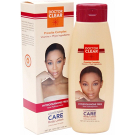 Doctor Clear Lightening CARE Body Lotion 14 Oz/414 Ml