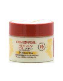 Creme of Nature Argan oil for Natural Hair Strengthening Hair Masque 326 gr