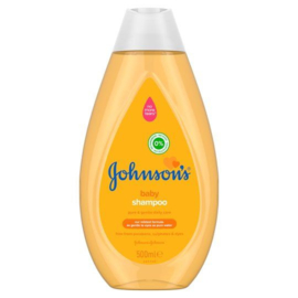 Johnsons Baby Shampoo 500 ml