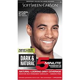 Dark & Natural Hair Color Natural Black