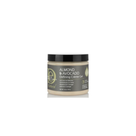 Design Essentials Almond & Avocado Curl Defining Creme Gel 454 Gr